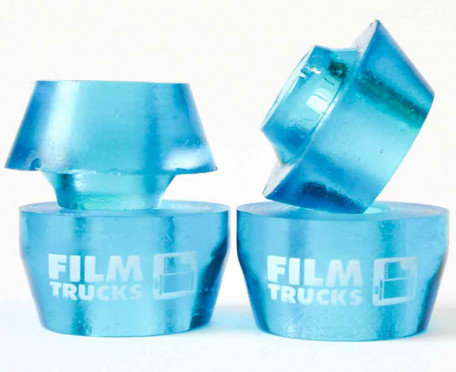 Film - Bushings Soft - clear blue
