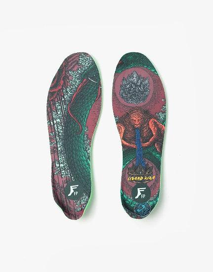 Footprint Insoles - Moldable Kingfoam Elite - Lizard King