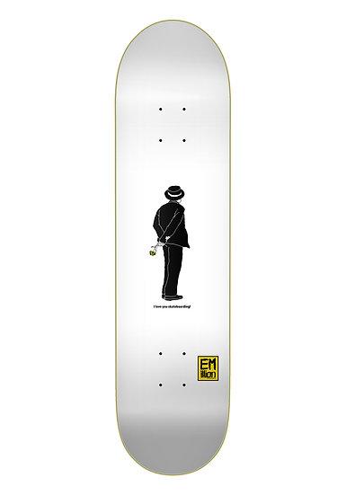 Emillion - Love You Skateboarding - 8.25