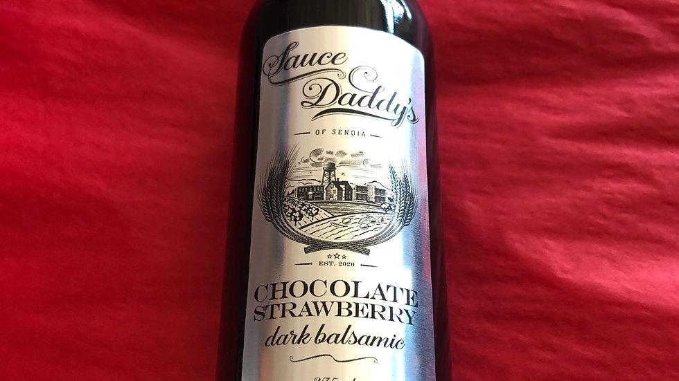 Chocolate Strawberry Dark Balsamic