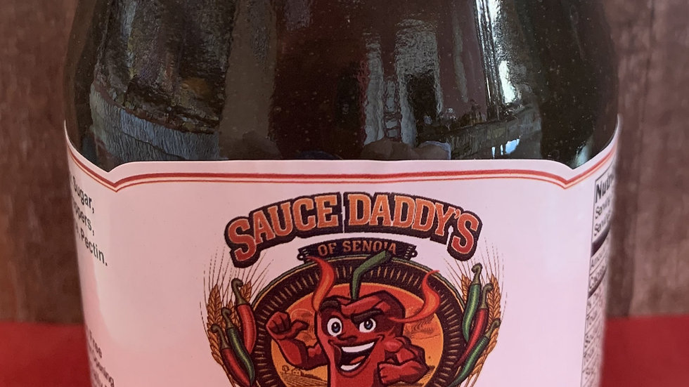 Sauce Daddys Hot Pepper Jam