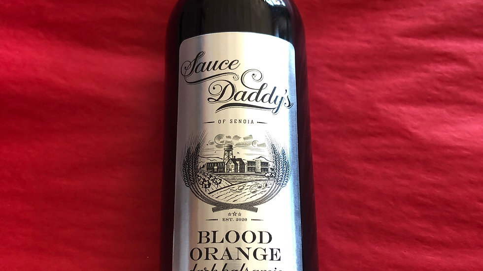 Blood Orange Dark Balsamic