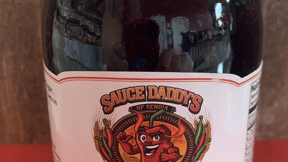 Sauce Daddys Blackberry Jam
