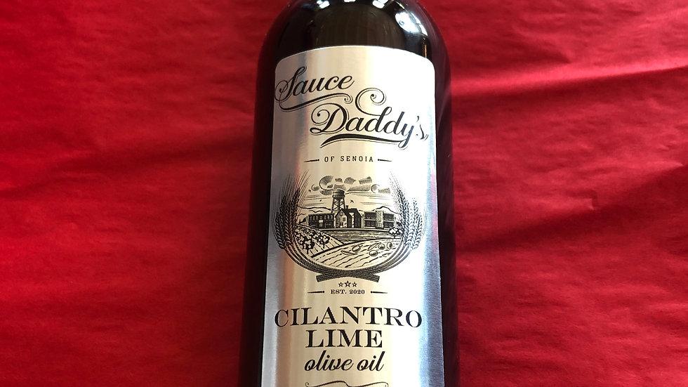 Cilantro Lime Olive Oil
