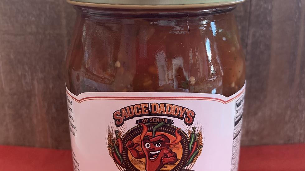 Sauce Daddys Medium Chunky Salsa