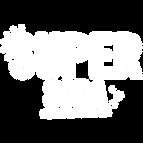 1200x1200 Super Soda Stacked logo - Mono White.png