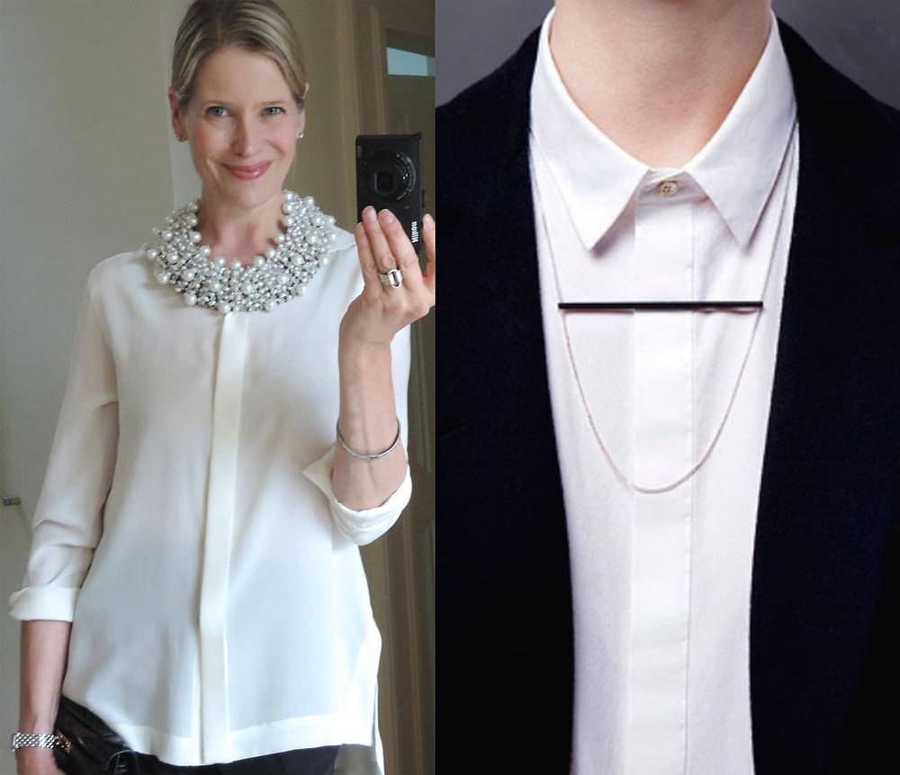 белая рубашка, свободная рубашка, рубашка прямого кроя, белая рубашка с супатной застежкой, супатная застежка