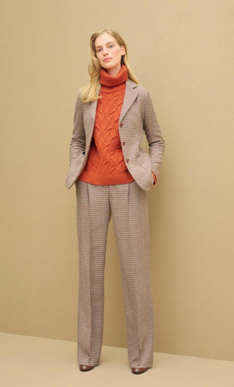 теплый свитер, стильный свитер, современный свитер, свитер, женский костюм