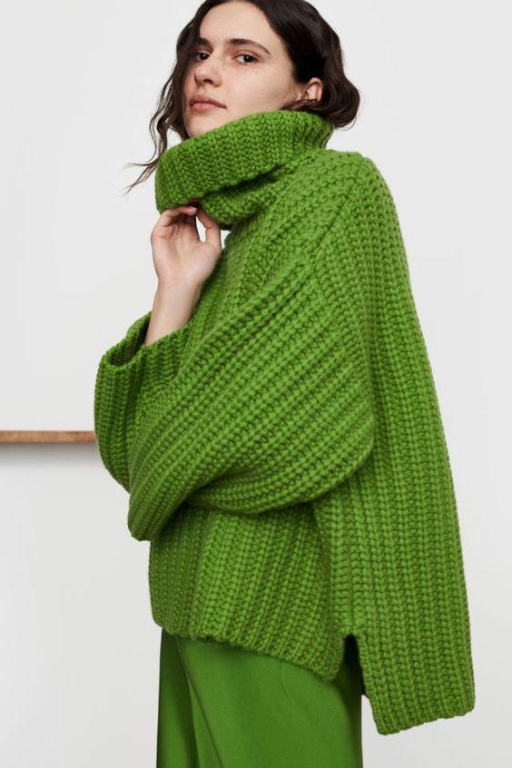 теплый свитер, стильный свитер, современный свитер, объемный свитер, удобный свитер