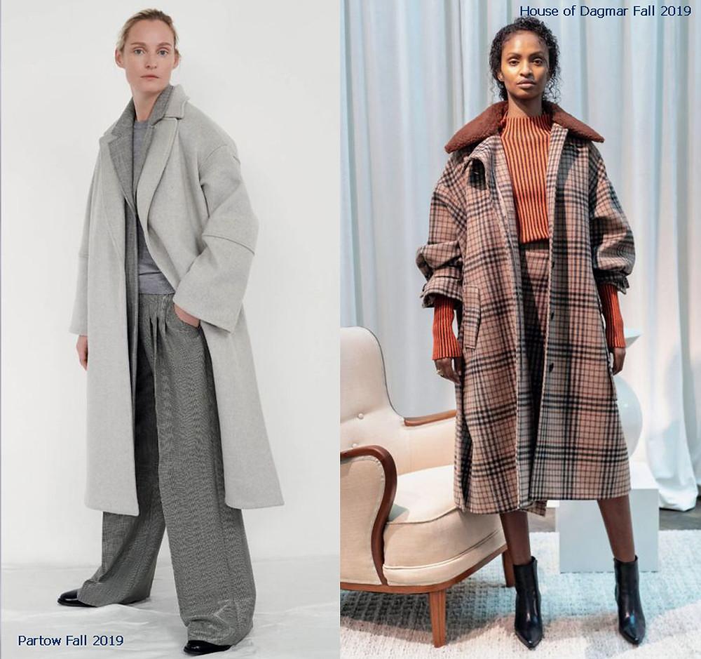 пальто, осеннее пальто, стильное пальто, теплое пальто, А-образный силуэт