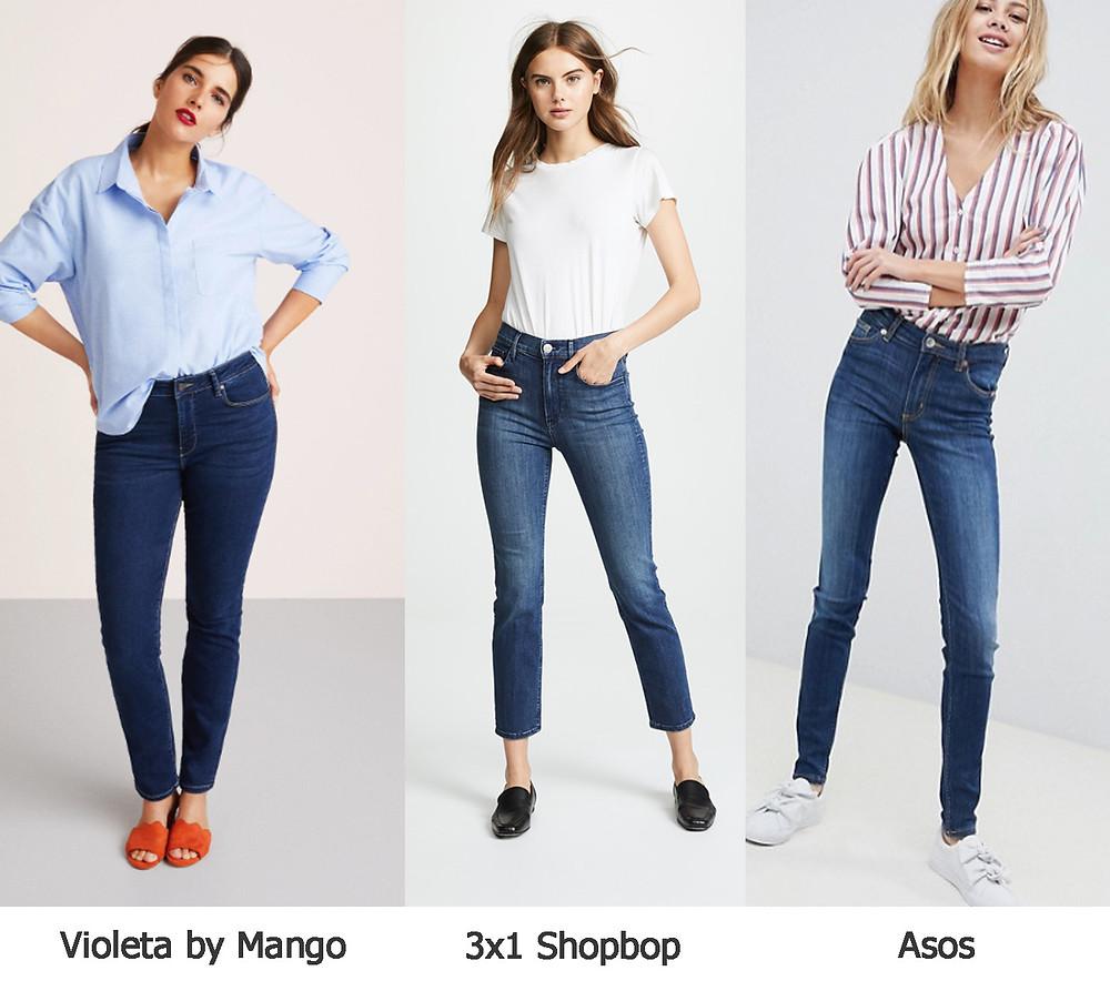 джинсы слим, джинсы в обтяжку