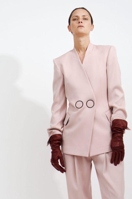 тренды сезона осень зима 2019 2020, модная деталировка, тренд, перчатки