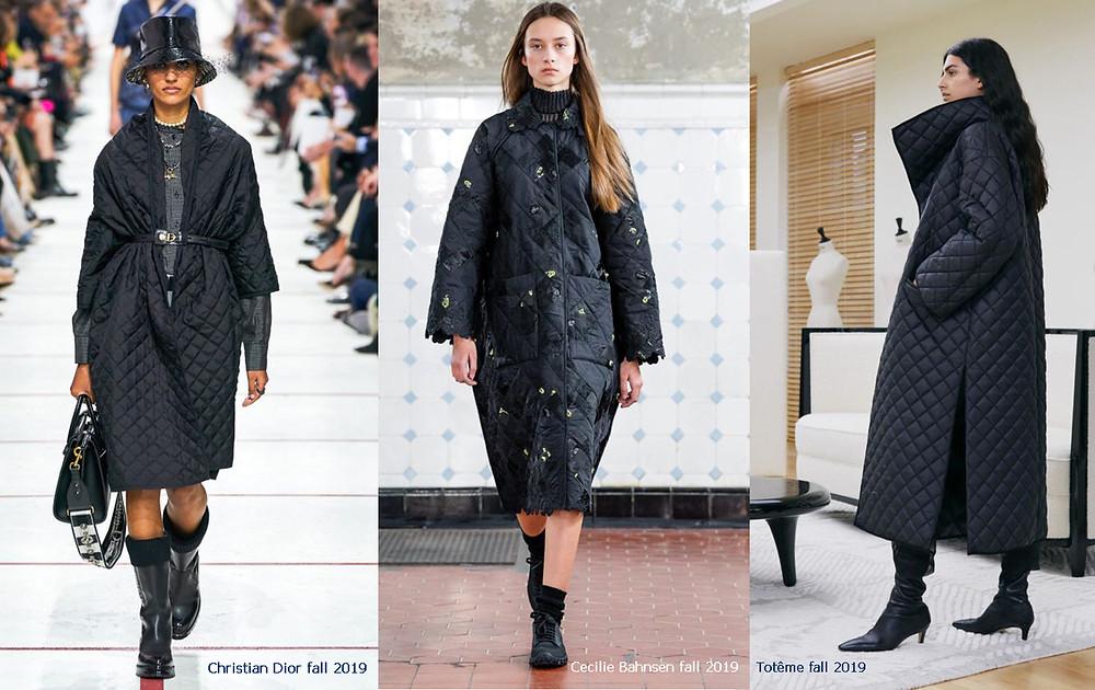 пальто, осеннее пальто, стеганое пальто, теплое пальто, черное пальто