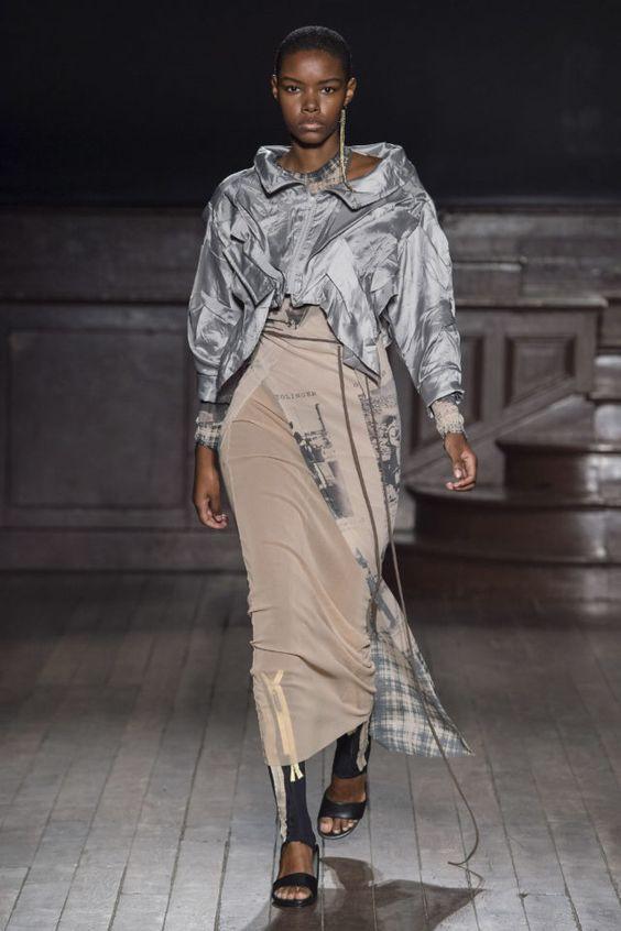 тренды сезона осень зима 2019 2020, модная деталь, тренд, объемные рукава