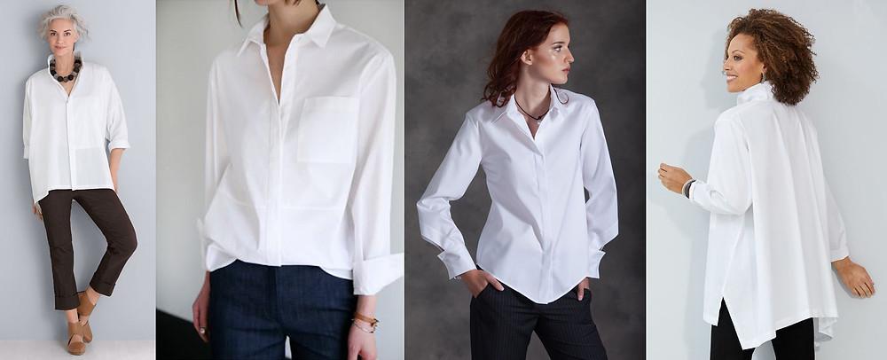 белая рубашка, свободная рубашка, рубашка прямого кроя, мужская рубашка