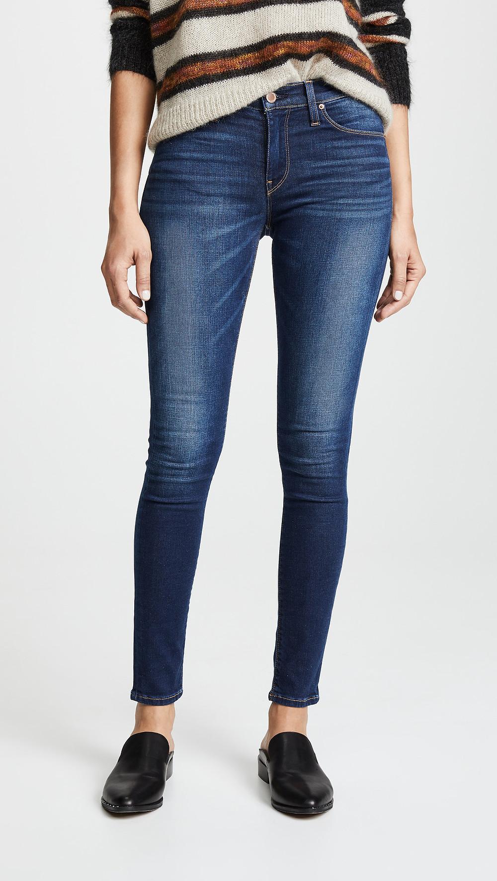 высветленные джинсы, потертые джинсы