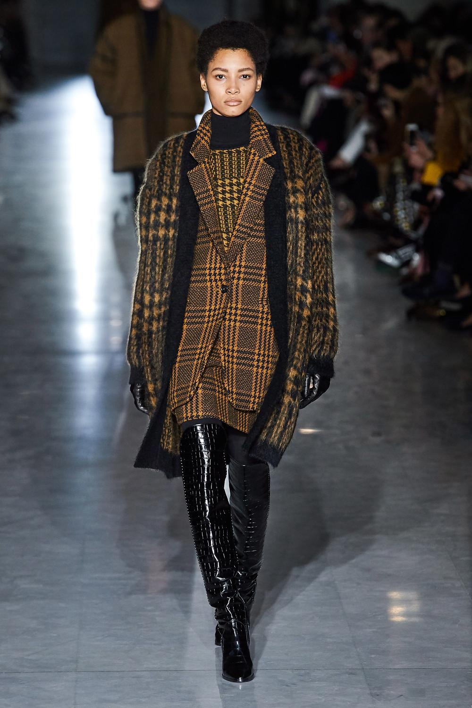 тренды сезона осень зима 2019 2020, модная одежда, тренд, кардиган