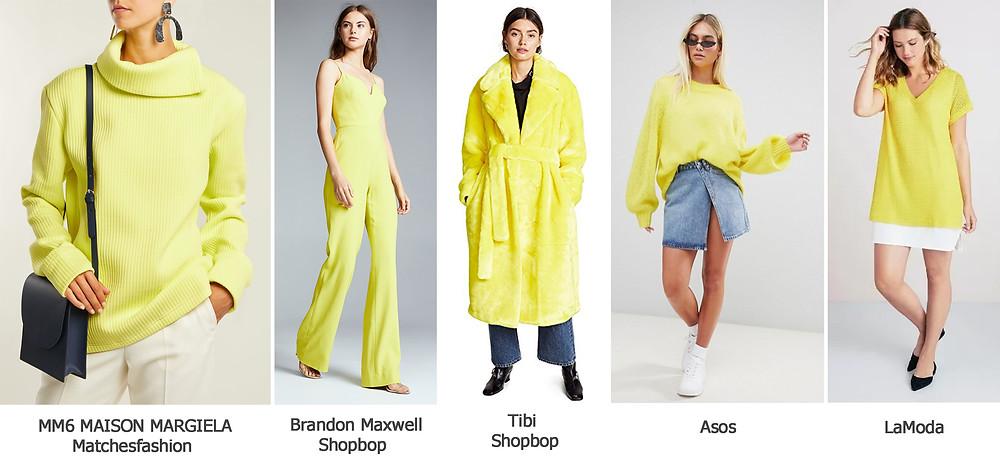 тенденции сезона, осень зима 2018, где купить модные вещи