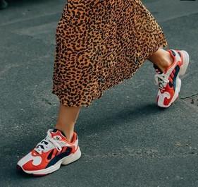 Кроссовки - с чем носить?