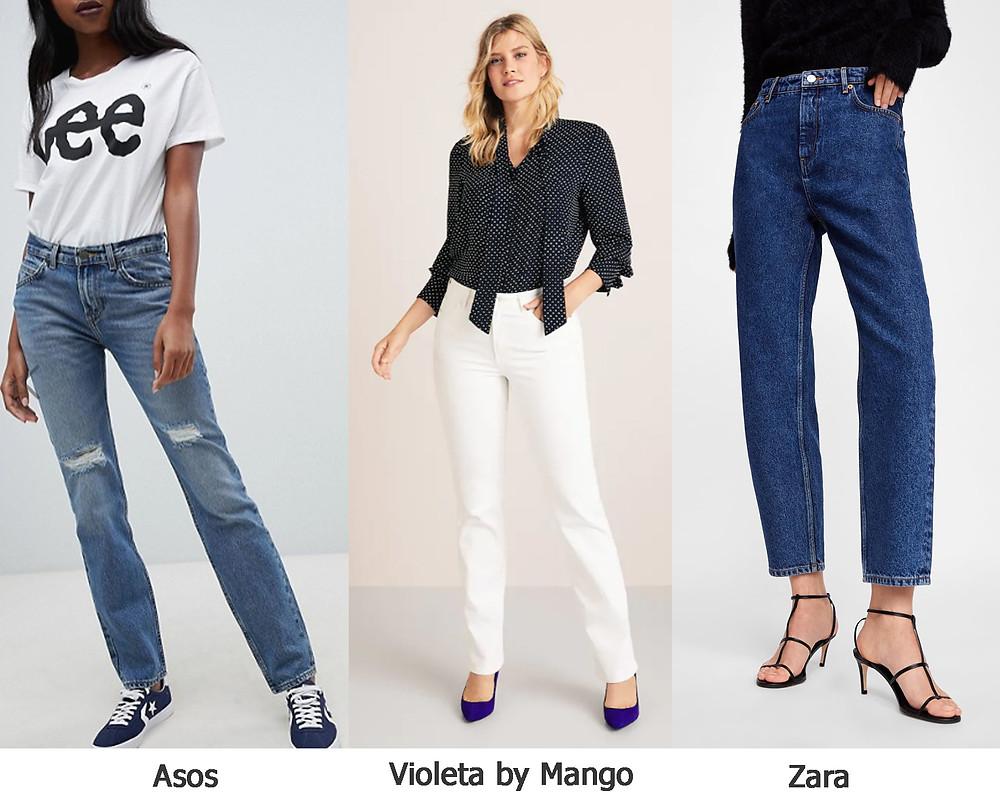 прямые джинсы, белые джинсы, джинсы зара, джинсы на асос