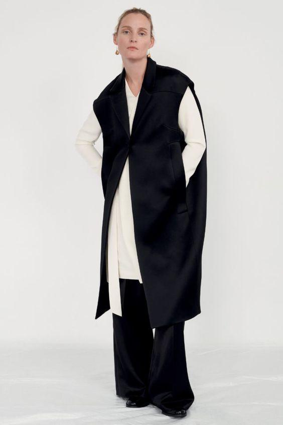 тренды сезона осень зима 2019 2020, модная одежда, тренд, жилет