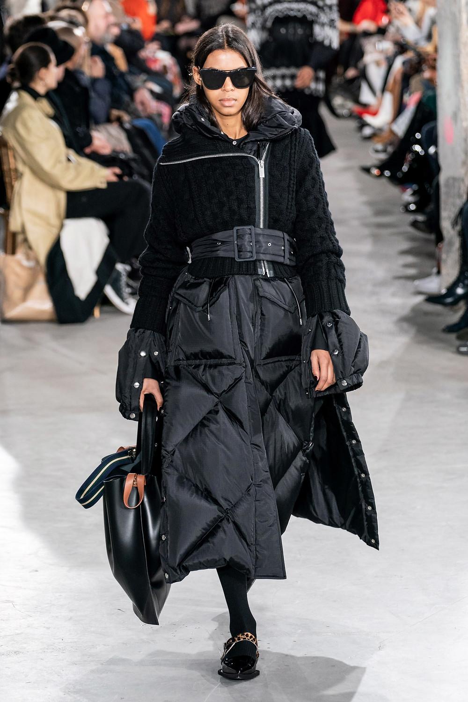 тренды сезона осень зима 2019 2020, модная деталь, тренд, стеганая куртка
