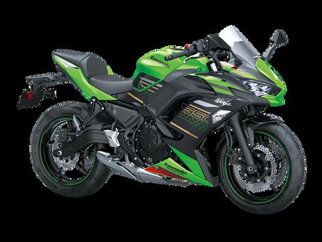 Kawasaki Ninja 650 2020 - Updated