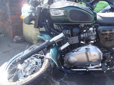 Write-Off Motorcycles - UK's Number 1
