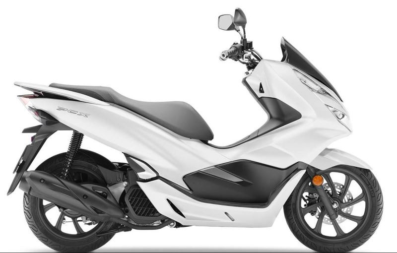 Honda PCX 125 - A massive seller for Honda