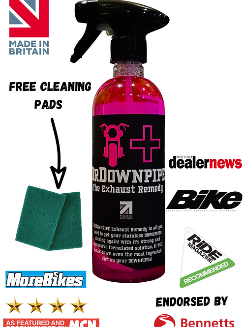 DrDownpipe Exhaust Cleaner