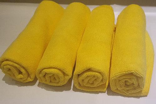 Microfibre Towels X 4