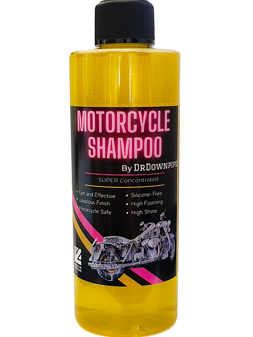 Motorcycle Shampoo /High Shine - 500ml - Self drying technology