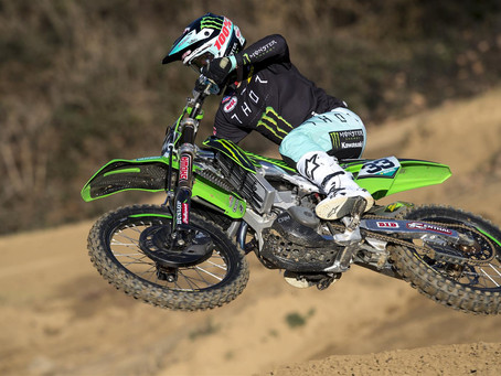 Kawasaki MX Experience - Test your Limits