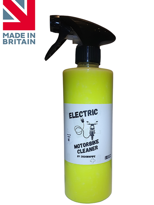 Electric Motorbike Cleaner