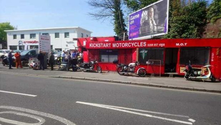 Kickstart Motorcycles Lee