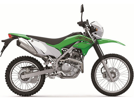 The new Kawasaki KLX 230 - Looks Good