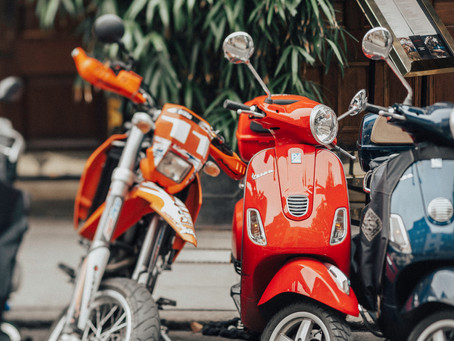 Lock It Up - Motorcycle Security Tips