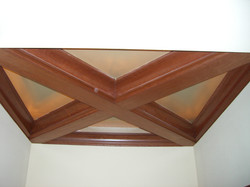 Entry - Ceiling Treatment