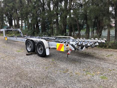 11 Mtr boat trailer