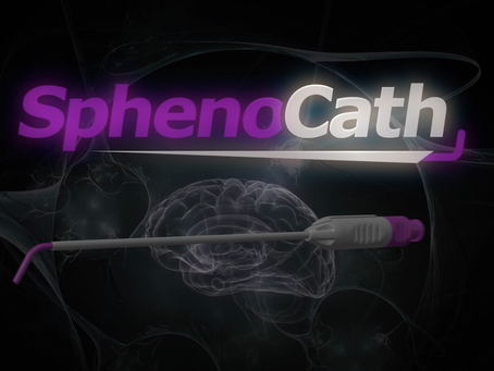 SphenoCath for Relief of Headache Pain