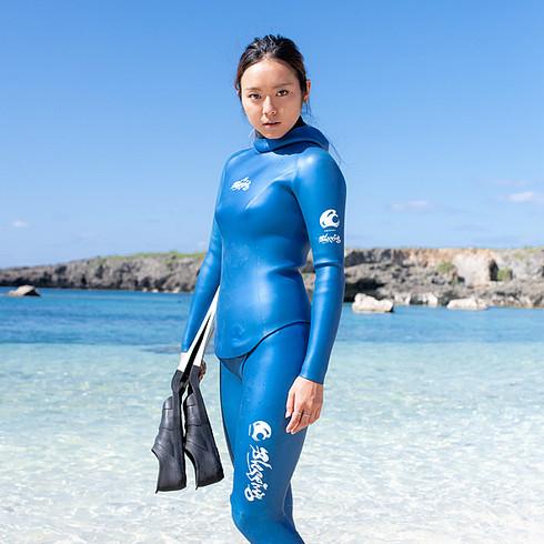 จำเป็นอย่างไร? Freediving Wetsuit