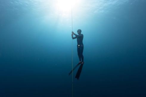 แอดว๊ง แอดวานซ์เนี่ย.. เค้าเรียนอะไรกันเหรอ?  Advanced Freediver Training
