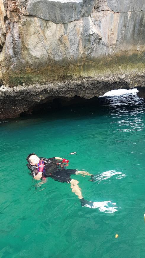 ปล่อยใจ.. ลอยไปในถ้ำ