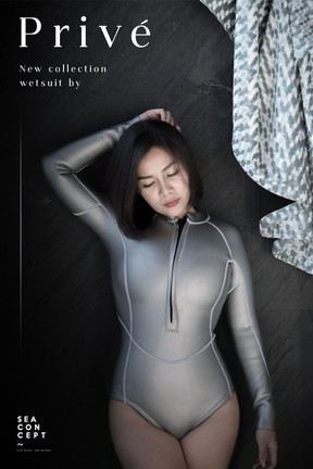 Prive' New Wetsuit Collection by Sea Concept Store