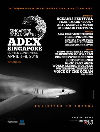 ASIA Dive Expo 2018 Singapore