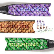 Leaderfins Limited Editons SCALES