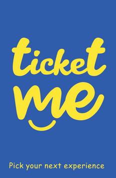 Ticket me