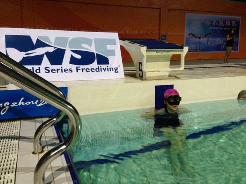 WSF Freediving Competition 2018