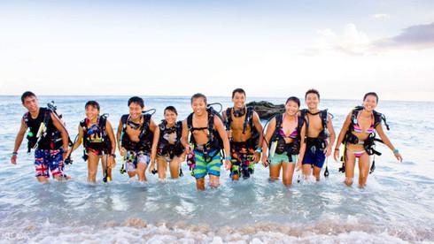 Shore Diving : ดำหาด