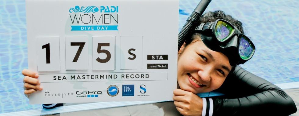 PADI WOMEN DAY
